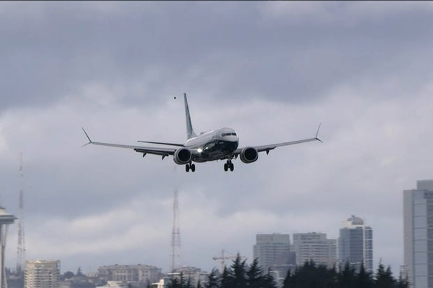 Watch Boeing S New 737 Max Has First Test Flight Cio