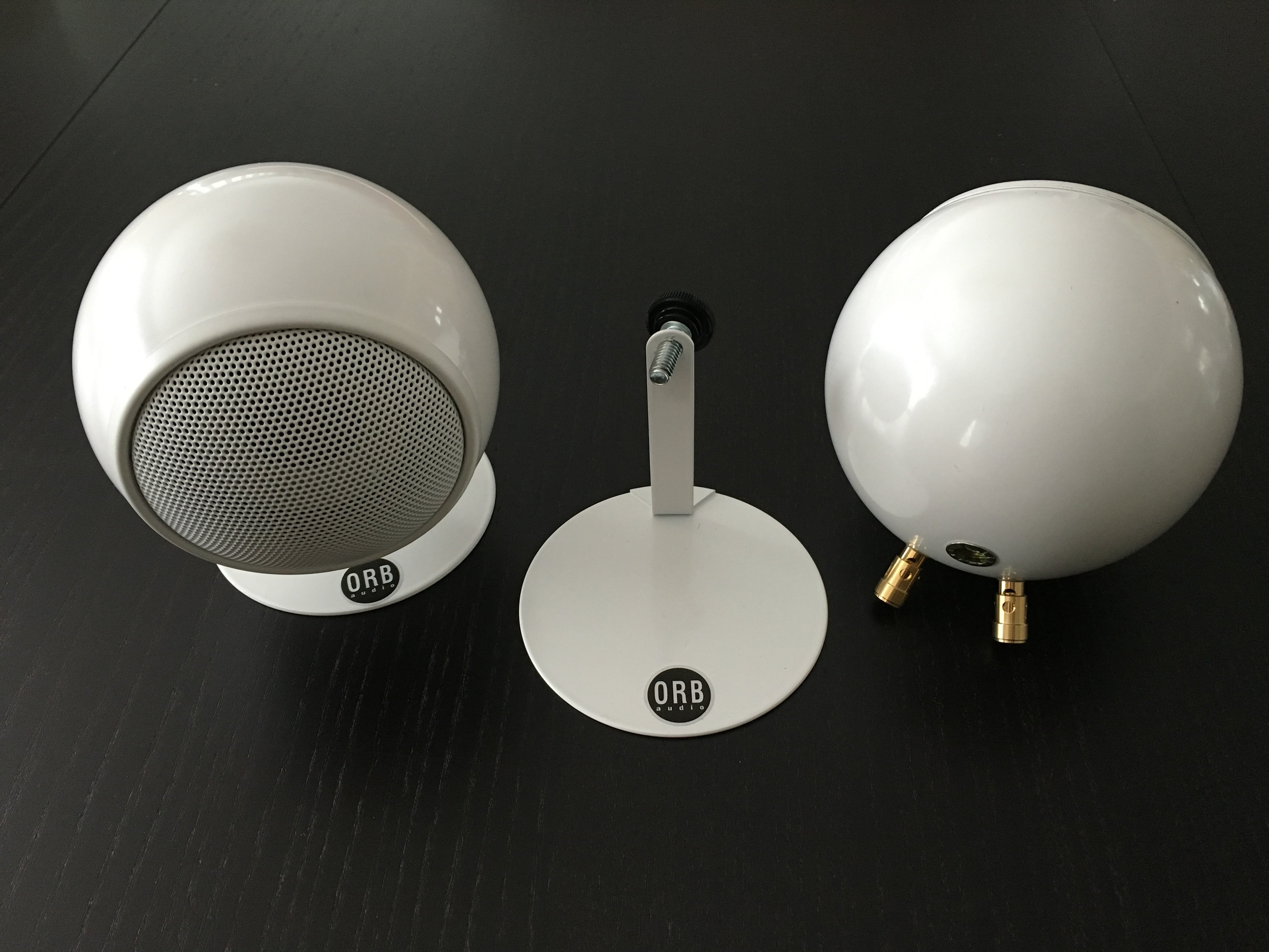 Orb Audio Complete Home Theater System review: A pint ...