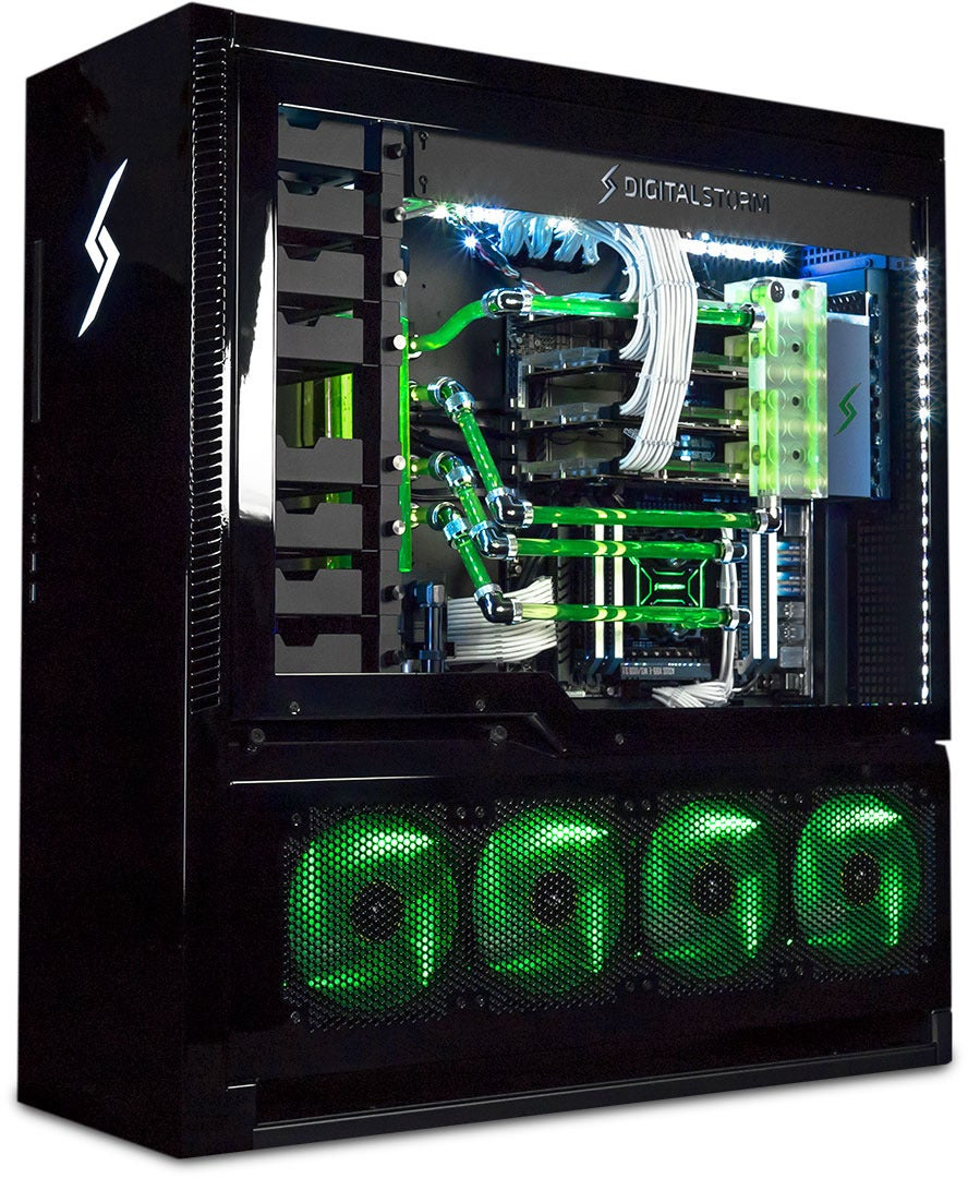 Digital Storm brings the latest custom-cooling tech to its ...