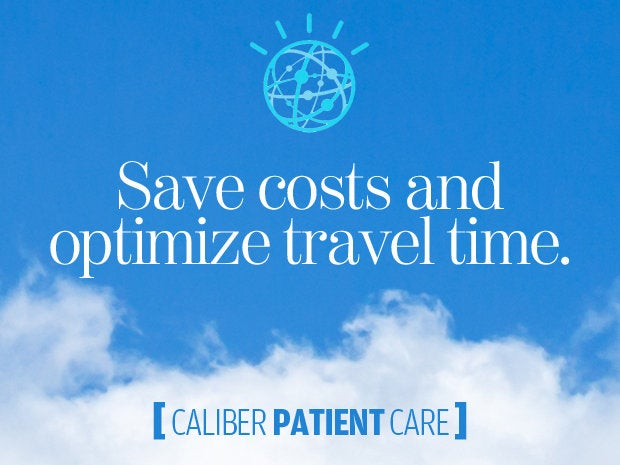 3 caliber patient care