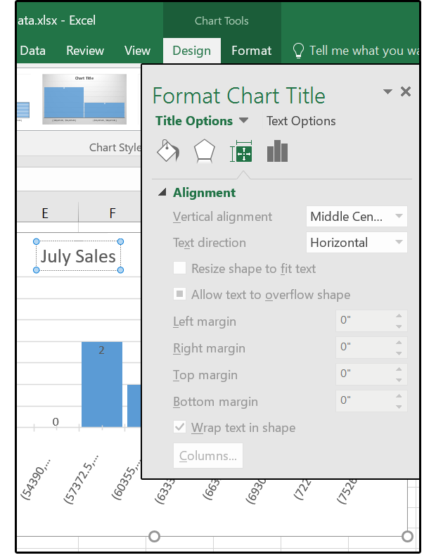 Excel 2016 charts: How to use the new Pareto, Histogram, and