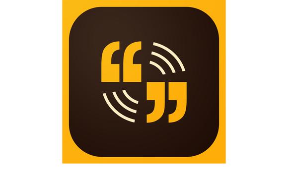 adobe voice ios icon