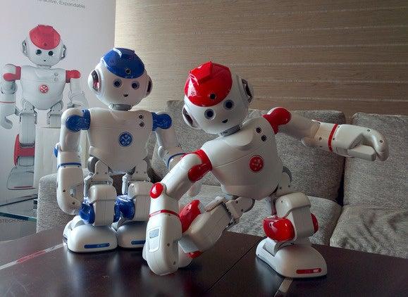 alpha 2 robot 1