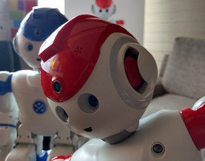 alpha 2 robot 2