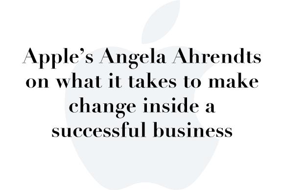 angela ahrendts interview