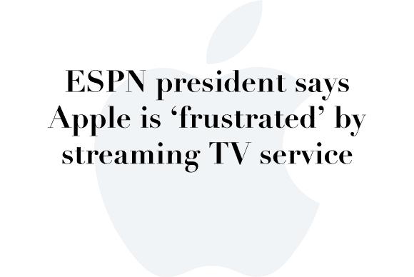 apple espn streaming