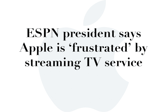 apple espn streaming