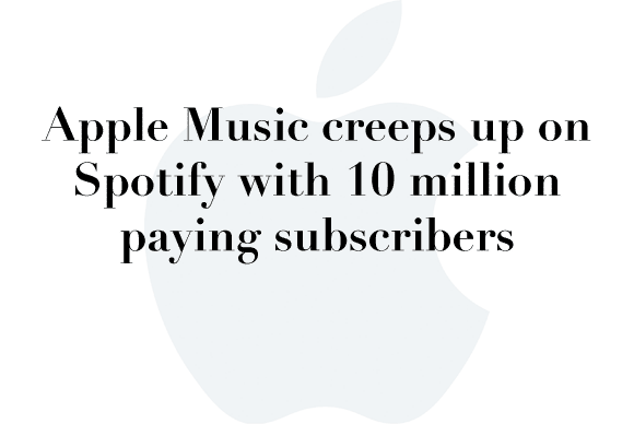 apple music subscribers