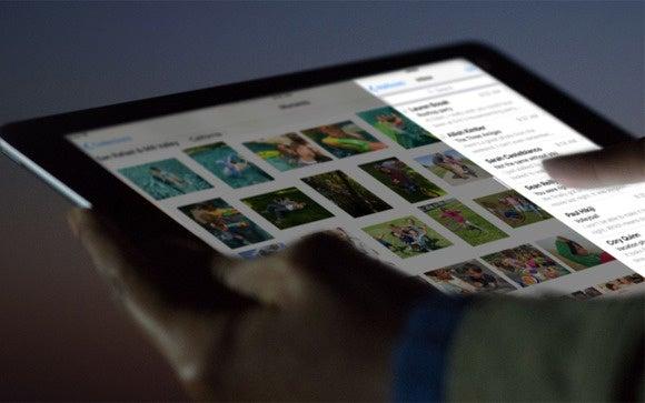 apple night shift ios stock