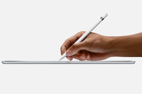 apple pencil stock