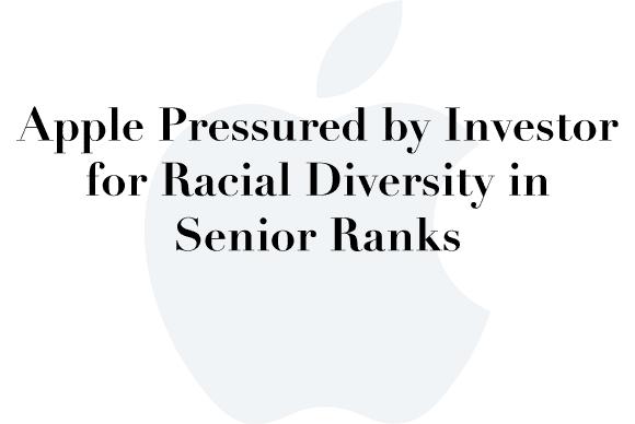 apple racial diversity