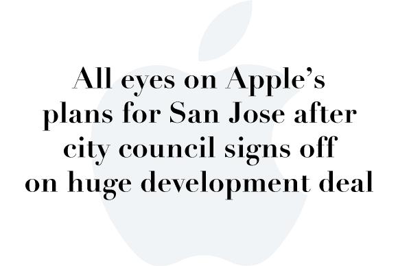 apple san jose