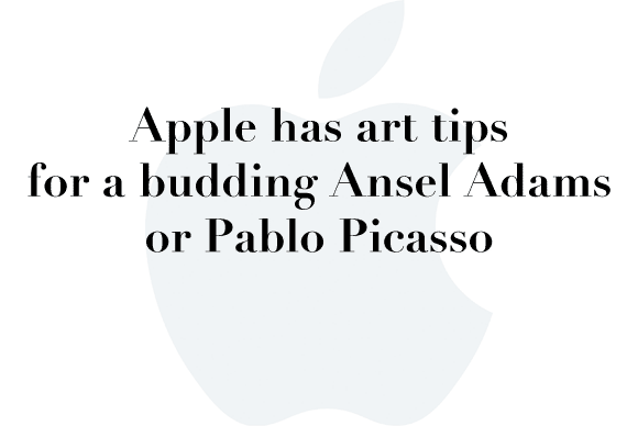 apple store art workshop