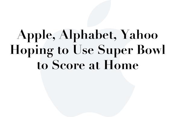 apple super bowl