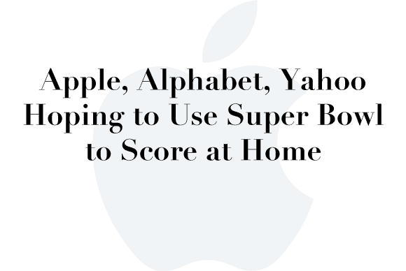 apple super bowl