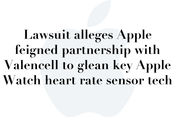 apple valencell lawsuit
