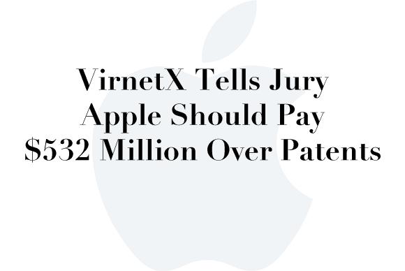 apple virnetx