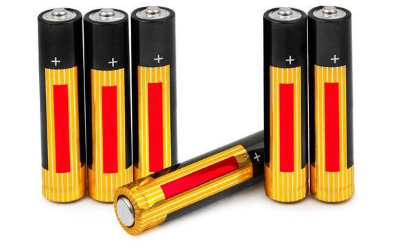 batteries stock