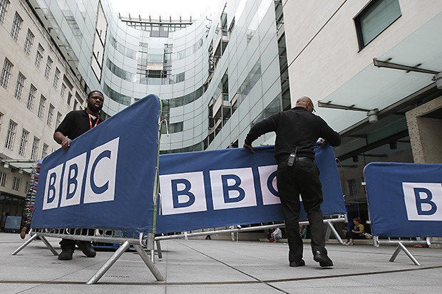 DDoS attack on BBC may have been biggest in history