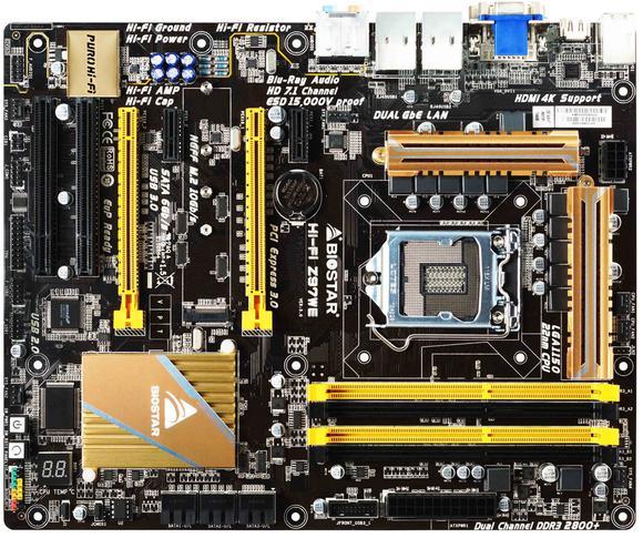 biostar motherboard