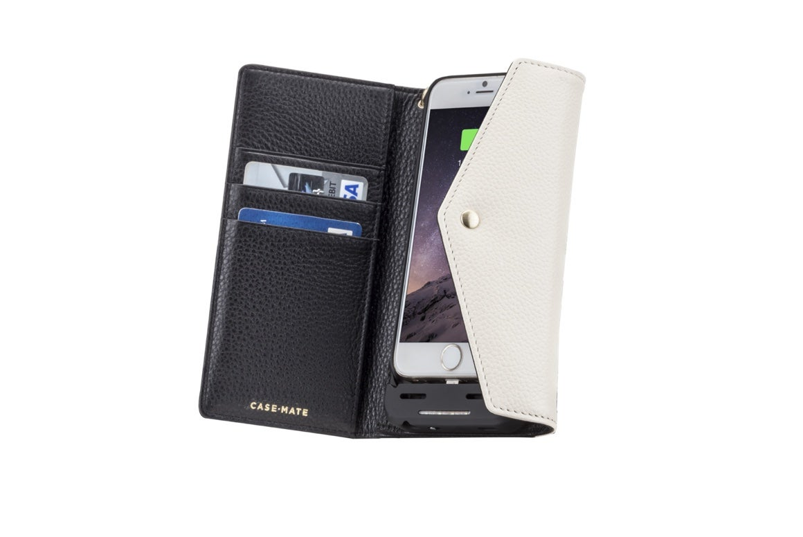 outlet store c1df7 70812 The Week in iPhone Cases: Case-Mate unveils its new wallet-battery ...