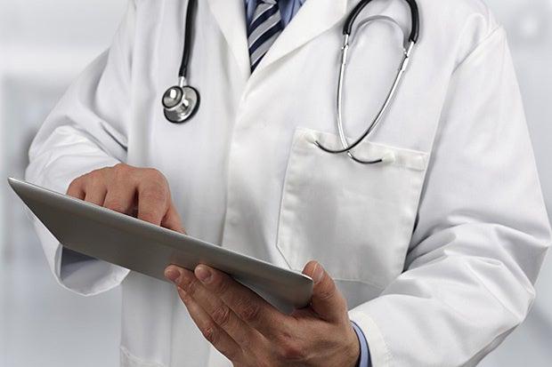 doctor tablet medical