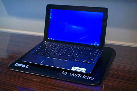 Hands-on with WiTricity's wireless charging for laptops at ...