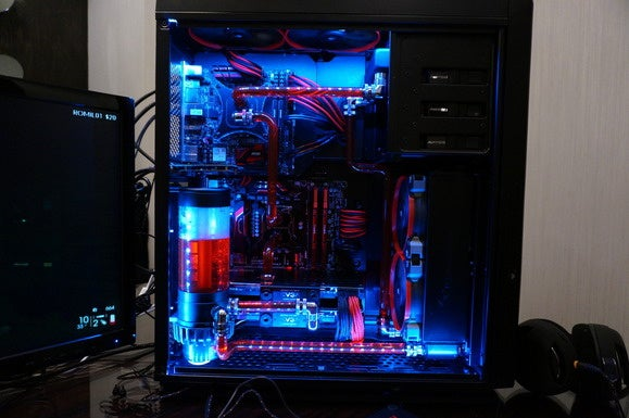 Cyberpower Pro Streamer Packs Two Computers In One Pcworld