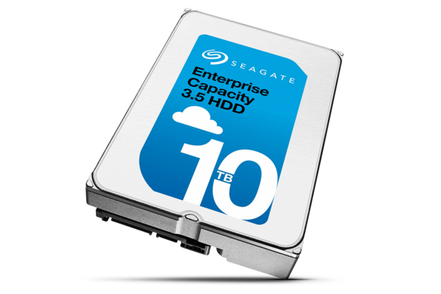 Seagate Enterprise Capacity 3.5 HDD 10TB Dynamic
