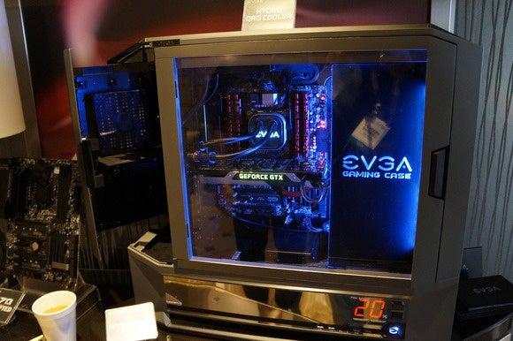 evga gaming case 2