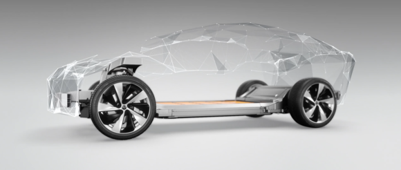 faraday future ffzero1 concept variable platform architecture 2 ces 2016