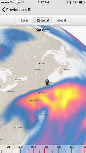 Charlotte Weather Radar Future