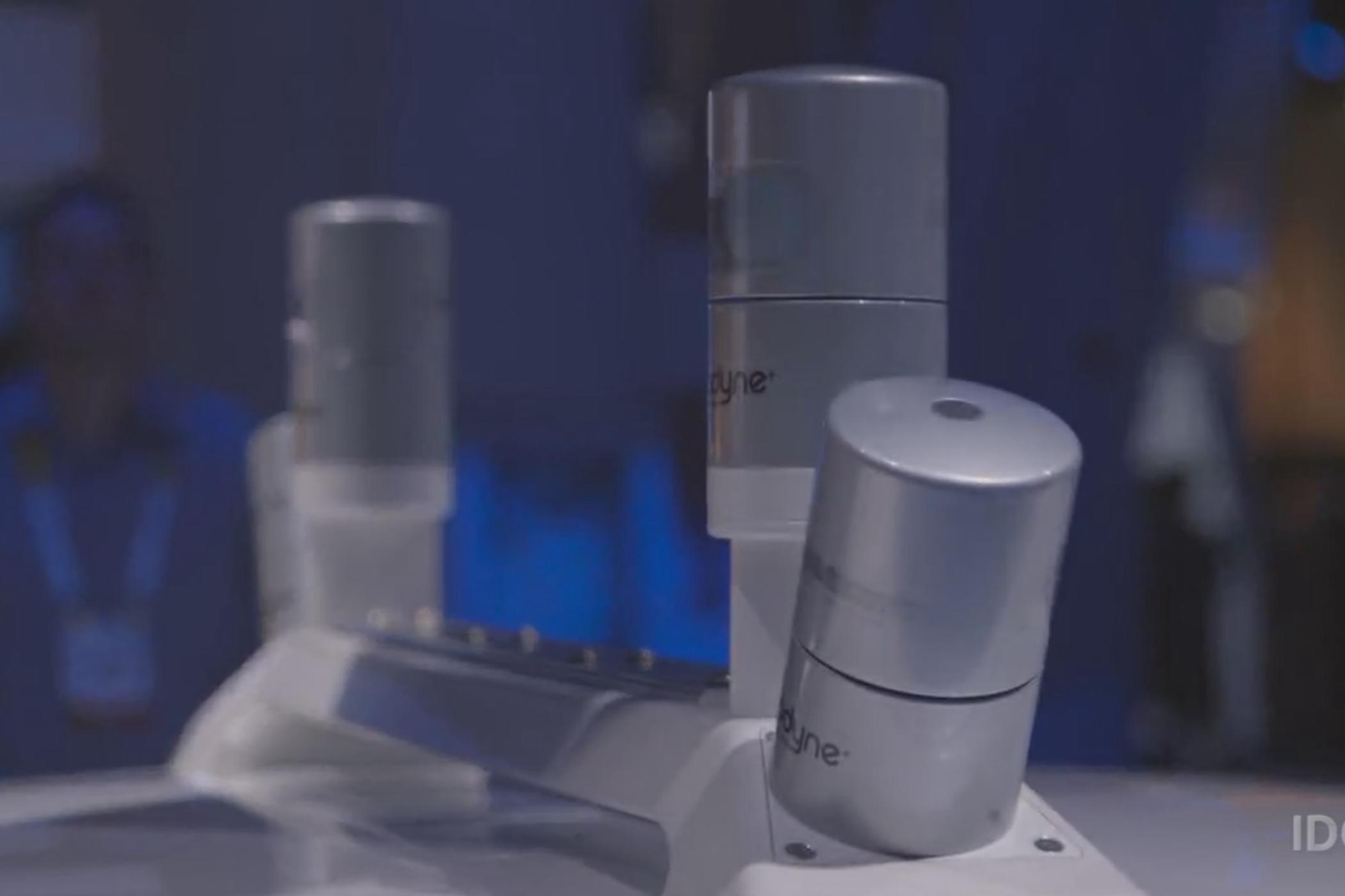 How Ford's autonomous test vehicles make 3D LiDAR maps of