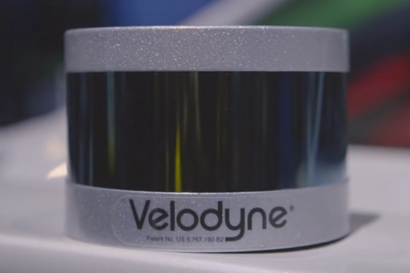 ford fusion autonomous research vehicle velodyne solid state hybrid ultra puck