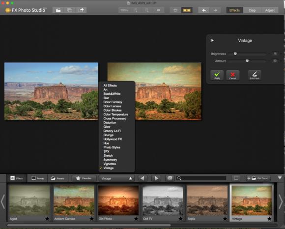 fx photo studio effects 2