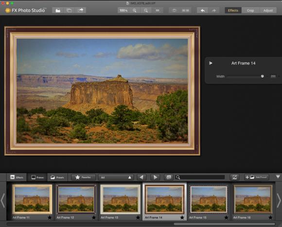 fx photo studio frame 1