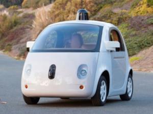 google's autonomous car