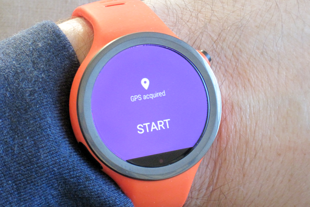 Google Fit does some stretching before a major buildup of