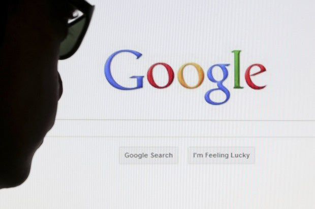 google logo privacy big brother