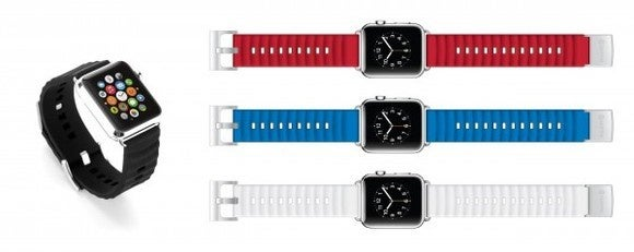 griffin apple watch sports band