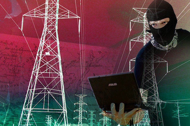 hacker hacked power grid