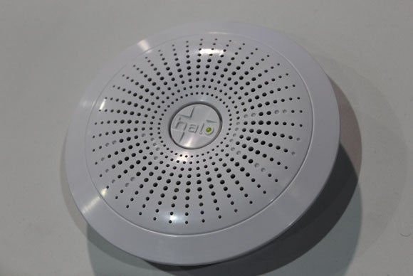 halo smoke alarm