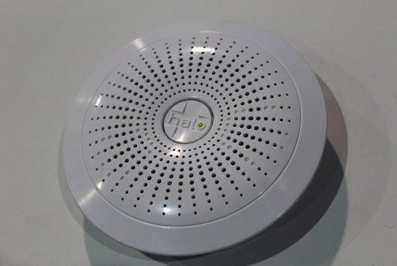 halo smoke alarm