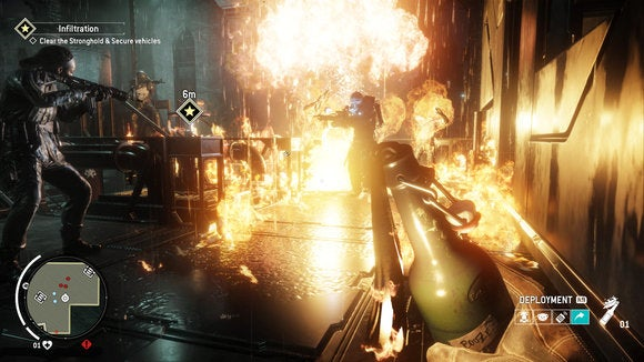 Homefront: The Revolution co-op