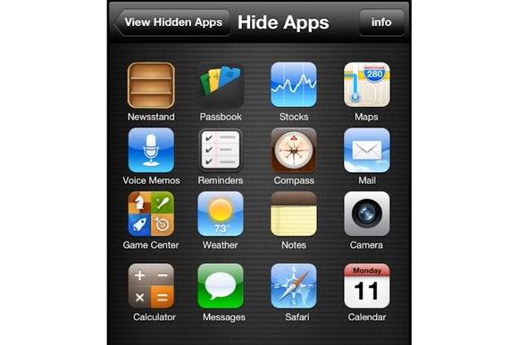 hiddenapps ios