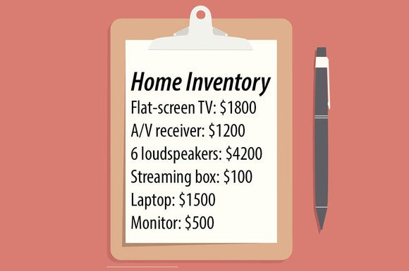 6 free home-inventory apps reviewed | TechHive