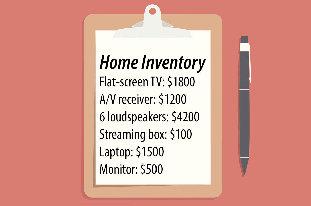 6 free home-inventory apps reviewed