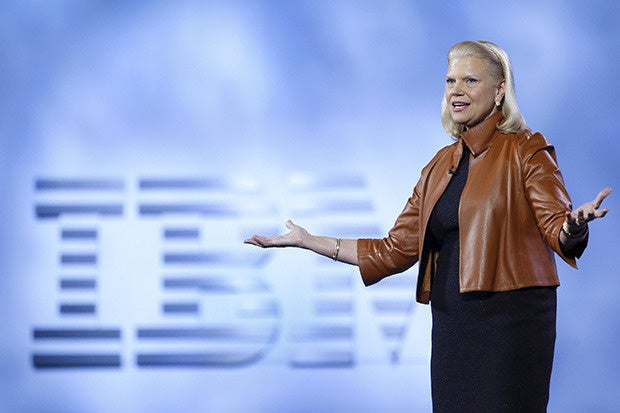 Where does IBM fit in the cloud market?