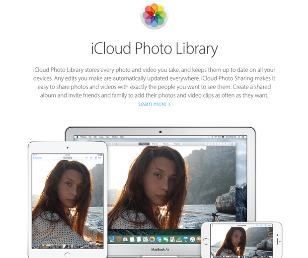 how to clear icloud photo storage