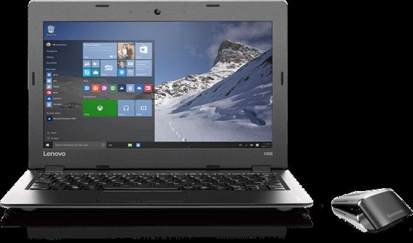 Lenovo Ideapad 100S-11 review: A promising portable with